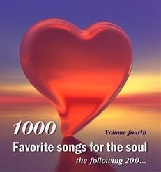 VA - 1000 favorite songs for the soul (v.4, 2CD) 2016