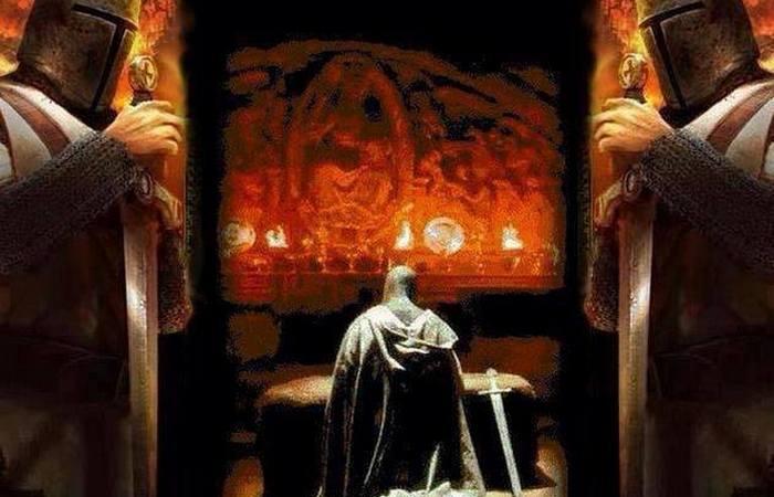 Тамплиеры практиковали астрологию и эзотерику.