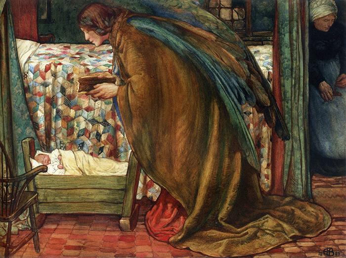 Христианство играло важную роль в творчестве Элеанор.